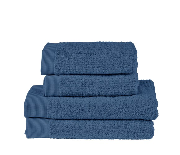 Zone - Classic Towel Set - Azure Blue (331888)