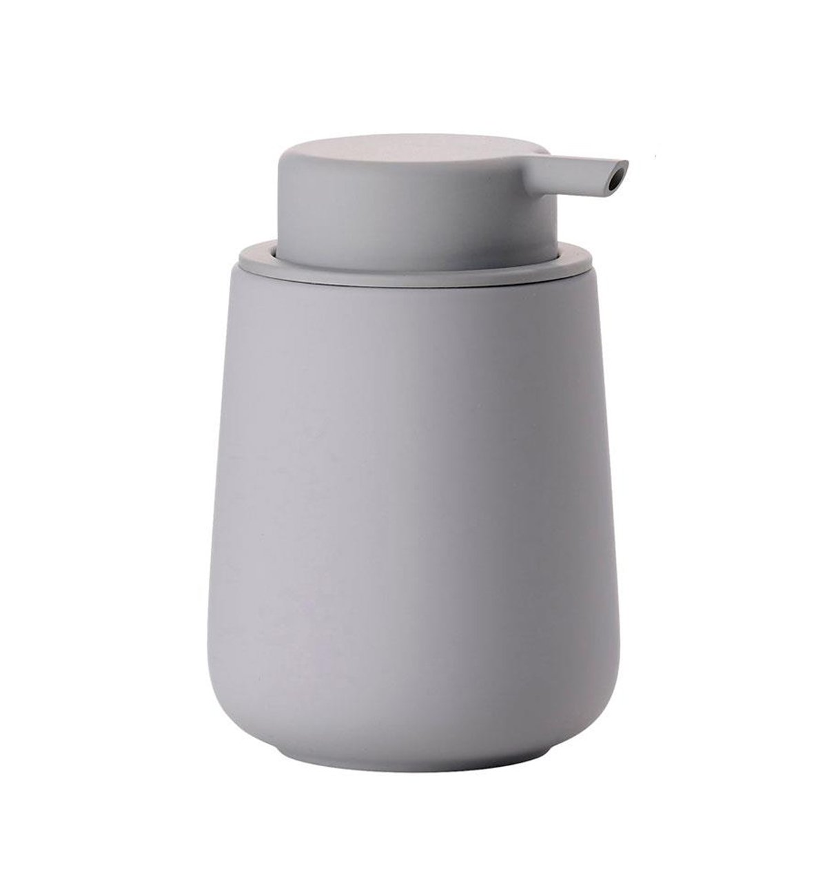 Zone - Nova One Soap Dispenzer - Gull Grey (331217)