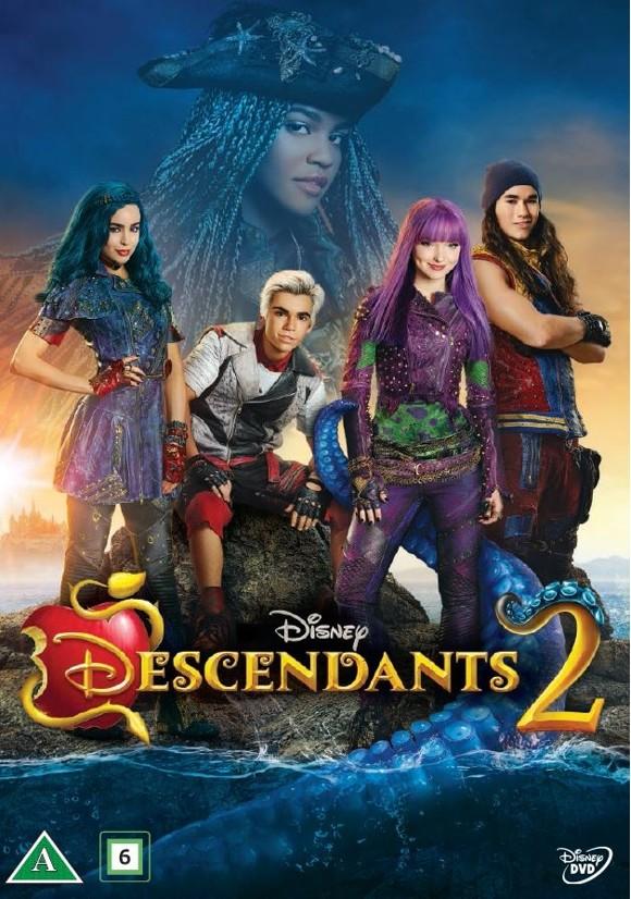 Descendants 2 - DVD