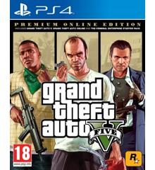 zGrand Theft Auto V (GTA 5) Premium Online Edition