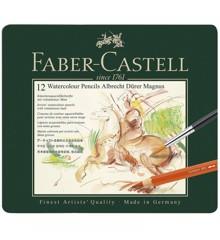 Faber-Castell - Vandfarve Farveblyanter Albrecht Dürer Magnus (12 stk.)