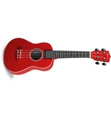 Reno - RU300 - Grand Concert Ukulele (Red)