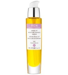 REN - Dry Skin Rose O12 Moisture Defence Fugtgivende Olie 30 ml