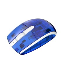 Rock Candy Wireless Mouse - Blueberyy Boom