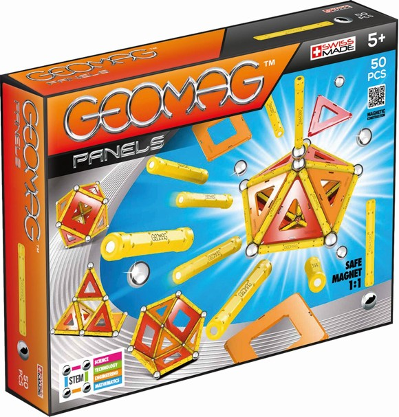 Geomag - Panels - 50 Stk.