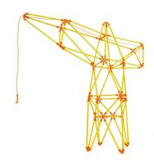 Hape - Bambus Kran (E5562)
