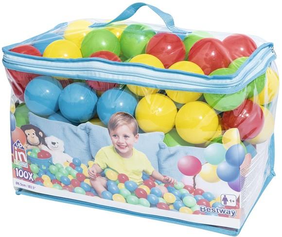 Bestway - Activity & Play Balls 100 pcs(52027)