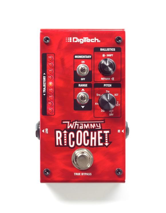 Digitech - Whammy Ricocchet Pitch Shifter - Guitar Effekt Pedal