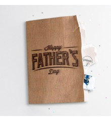 Never Ending Father's Day Card
