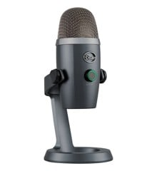 Blue - Microphone Yeti Nano Shadow Grey