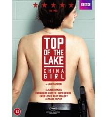 Top of the Lake: China Girl - DVD