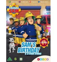 Brandmand Sam - Sæson 10 Vol. 1 - DVD