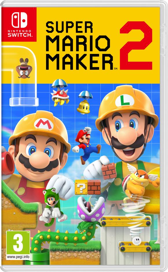 Super Mario Maker 2 (UK, SE, DK, FI)