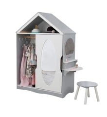 KidKraft - Dress Up Armoire and Vanity (13040)