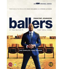 Ballers: Sæson 3 - DVD