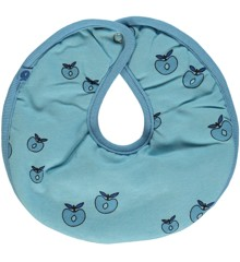 Småfolk - ​Turnable Bib with Multiapple Print
