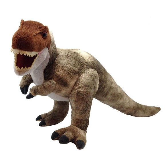 Wild Republic - Dino Bamse - T-Rex, 38 cm