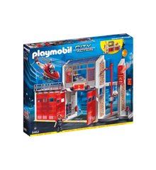 Playmobil - Fire Station (9462)