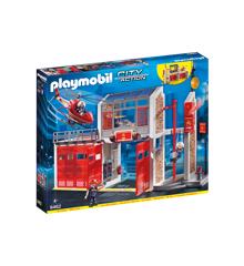 Playmobil - Stor brannstasjon (9462)