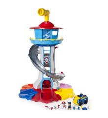 Paw Patrol - Stort Lookout Tower Hovedkvarter (6037842)