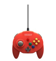 Retro-Bit Tribute 64 USB (Red)