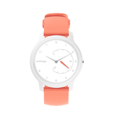 Withings  - Move​ - White/Coral