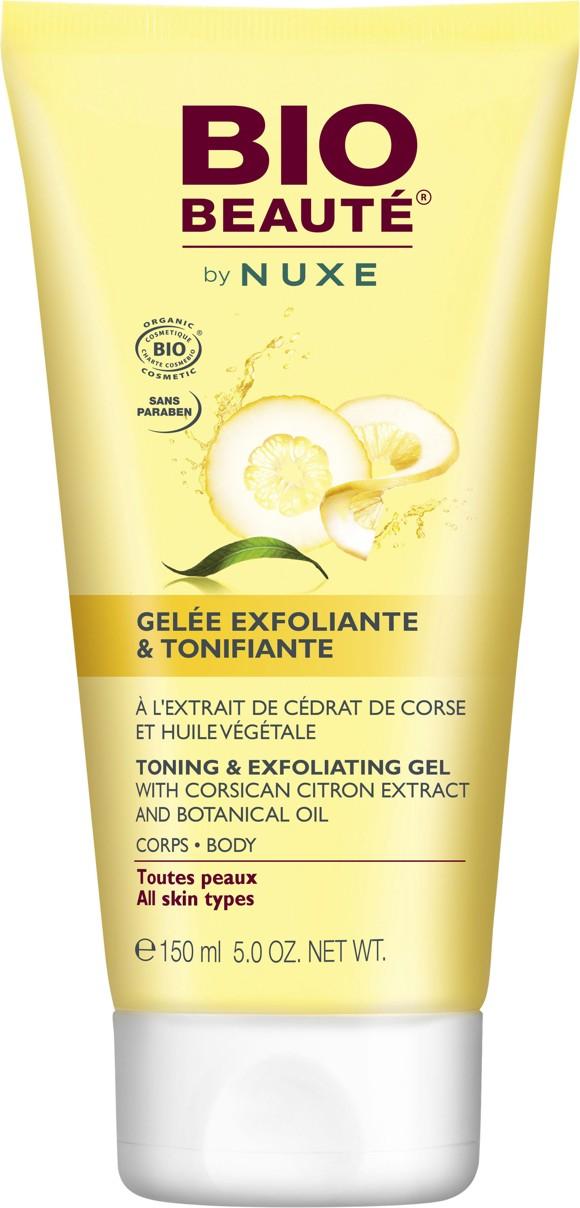 Bio Beauté by Nuxe - Toning & Exfoliating Gel 150 ml