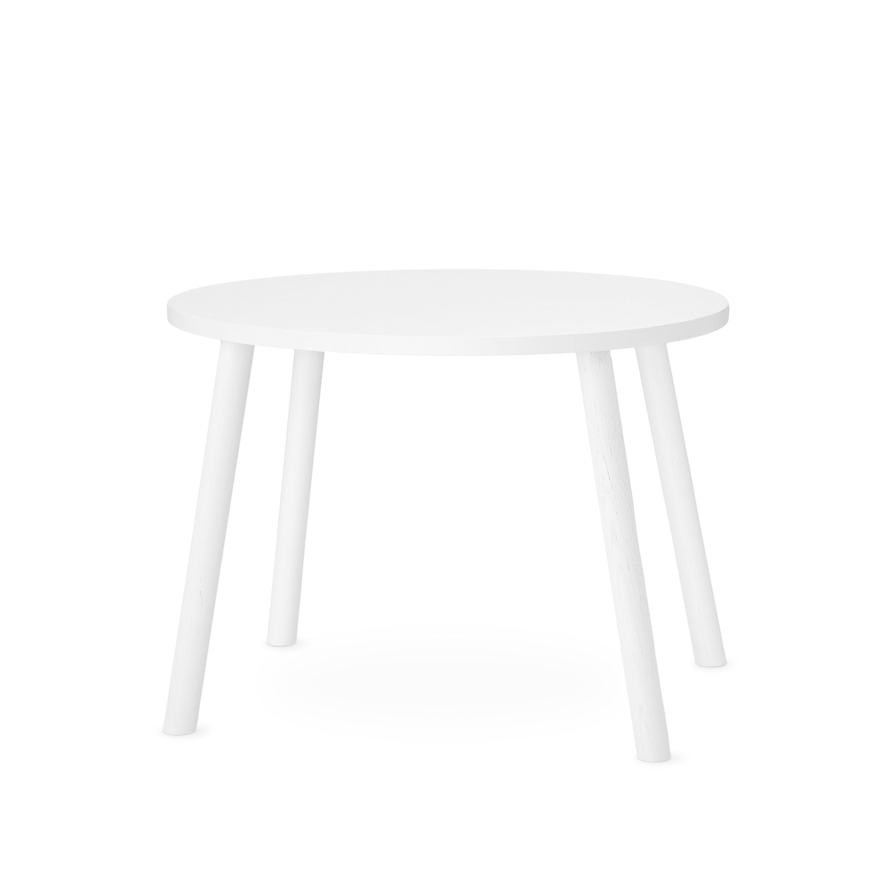 Nofred - Mouse Table - White