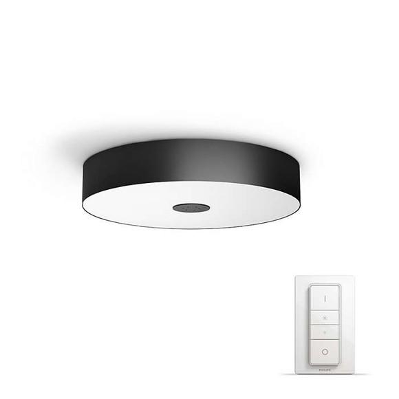 Philips Hue - Fair Ceiling Light Black