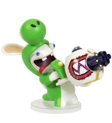 Mario + Rabbids Kingdom Battle 3 Inch Yoshi Rabbid Figurine