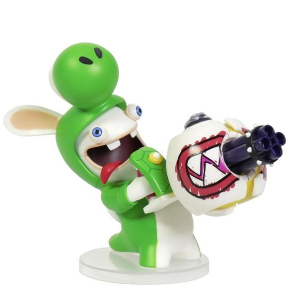 Mario + Rabbids Kingdom Battle 3 Inch Yoshi Rabbid Figurine