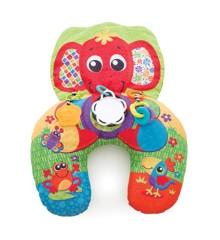 Playgro - Elefant kramme-pude (1-0184570)