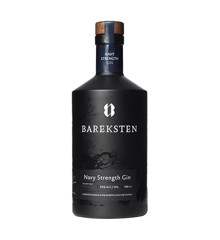 Bareksten - Navy Strength Gin 58%