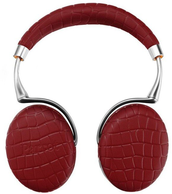 Parrot Zik 3.0 - Red Croco with Wireless Charger