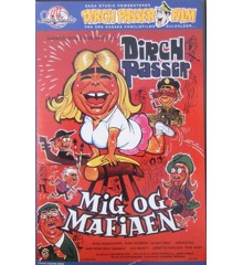Mig og Mafiaen - DVD
