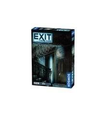 Exit: The Sinister Mansion - Escape Room Game (English)