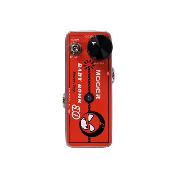 Mooer - Baby Bomb 30 - Power Amp Pedal Til Elektrisk Guitar
