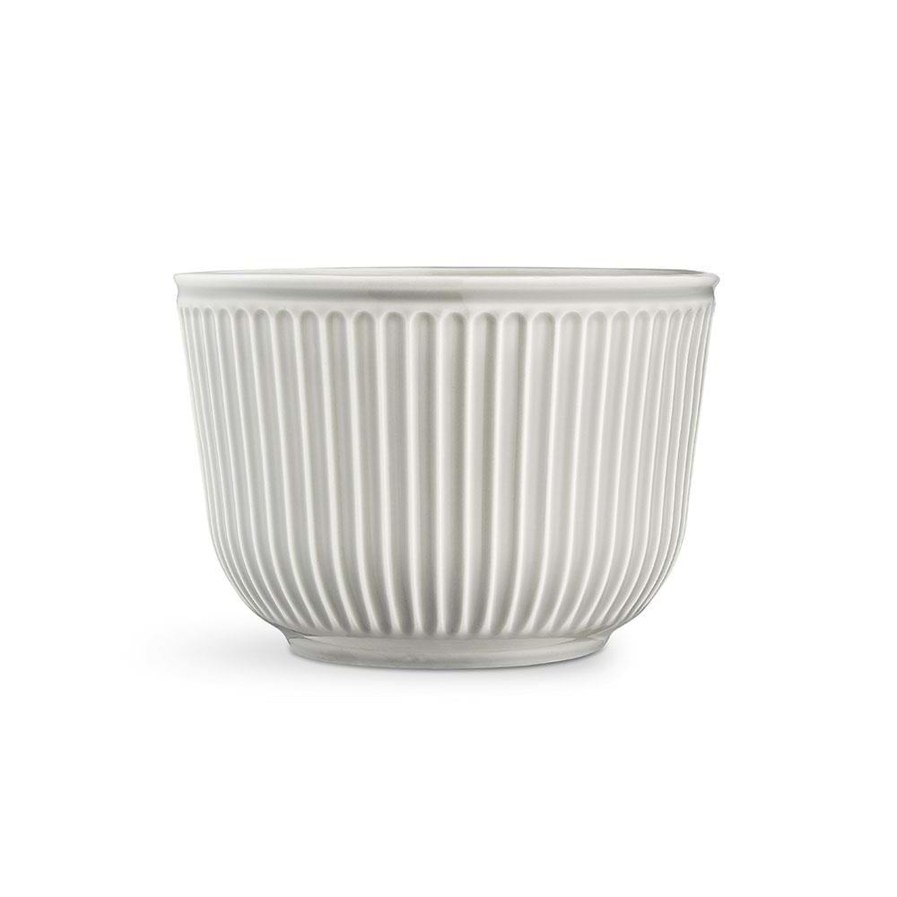 Kähler - Hammershøi Flowerpot ø 26 cm - Light Grey (692583)
