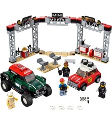 LEGO Speed Champions - 1967 Mini Cooper S Rally og 2018 MINI John Cooper Works Buggy (75894)