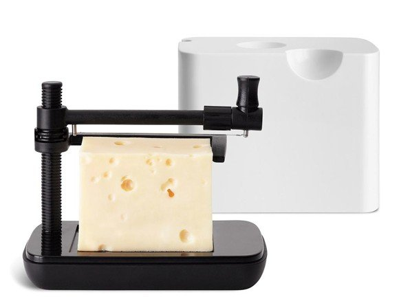 Nuance - Cheese Cutter w/box - White (461522)