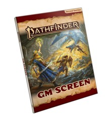 Pathfinder - Game Master/GM Screen P2 (PZO2201)