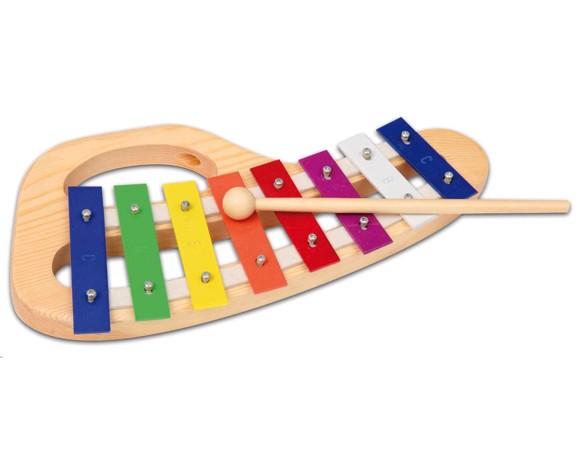 Bontempi - Wood Xylophone (XMW8N)