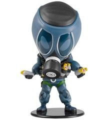 Six Collection Merch Smoke Chibi Figurine