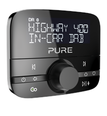 Pure - Highway 400 DAB/DAB+ Biladapter