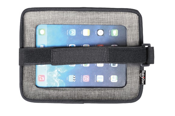 Baby Dan - Tablet Cover og Baby Spejl