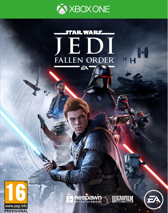 Star Wars Jedi: Fallen Order (Nordic)