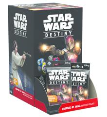 Star Wars - Destiny - Empire at War - Boosterboks - 36 Booster Pakker (FSWD07)