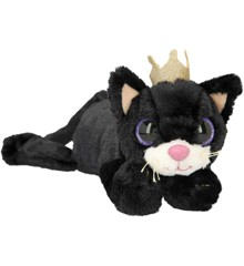 Top Model - Plush Pencil Case Cat - Black (0410705)