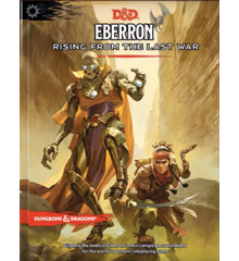 Dungeons & Dragons - Eberron: Rising From Last War (D&D) (WTCC7254)