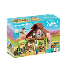 Playmobil - Barn with Lucky (70118)
